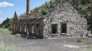 These 5 Unbelievable Ruins In Montana Will Transport You To The Past