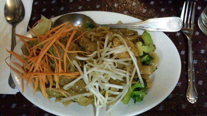 Thai Food Queen Anne Ave