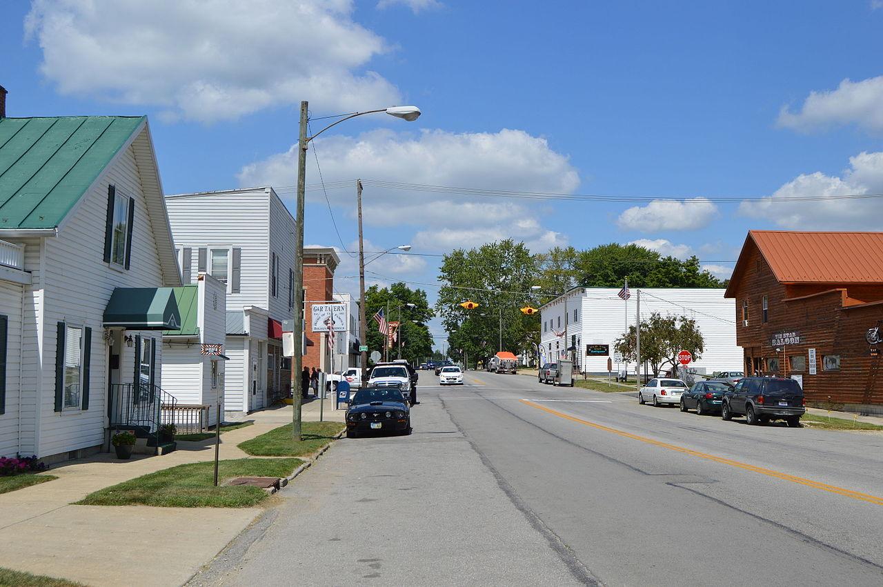 The Tiny Town Of Waldo Ohio S Best Restaurant G Amp R Tavern