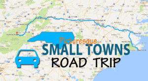 Take This Road Trip Through North Carolina's Most Picturesque Small Towns For A Charming Experience