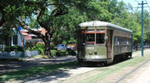 The Oldest Streetcar Line In America Is Right Here In Louisiana And It's Amazing