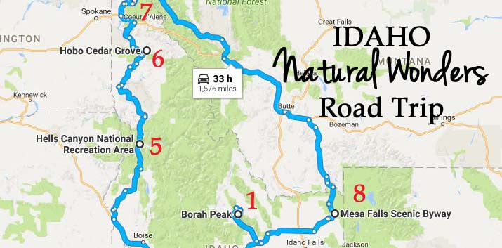 13 Unforgettable Road Trips To Take In Idaho In 2017 on idaho montana wyoming road maps, idaho map with cities, idaho drive map, idaho color map, idaho highway map, idaho food map, mccall idaho map, stanley idaho map, idaho power map, ada county idaho map, idaho per diem map, idaho history map, idaho temperature map, idaho travel map, idaho maintenance map, idaho hotel map,