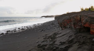 The Breathtaking Beach In Hawaii That Didn't Exist 20 Years Ago Will Amaze You