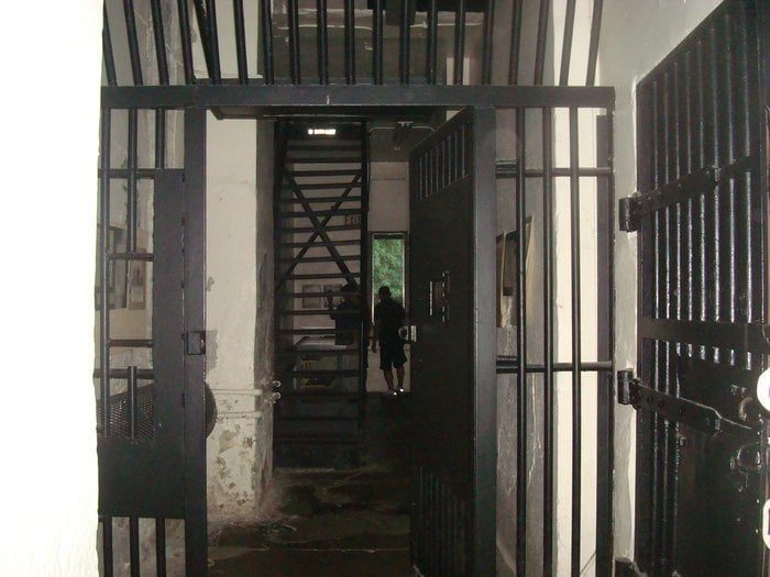 Bardstown Ky Bed And Breakfast Jail
