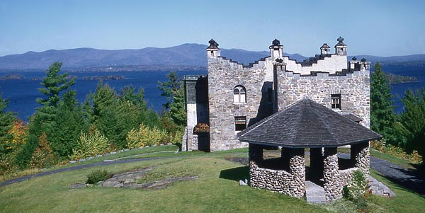 This Road Trip To New Hampshire Castles Feels Like A Fairy