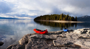 Why A Day On This Montana Island Will Leave You Speechless