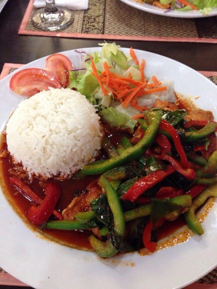 Best Thai Food In Spokane Wa