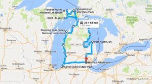 10 Unforgettable Road Trips To Take In Michigan Before You Die