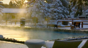 These 5 Hot Springs In Wyoming Will Warm You Up This Winter