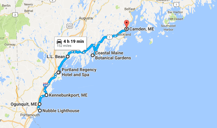 9 Unforgettable Road Trips To Take In Maine Before You Die