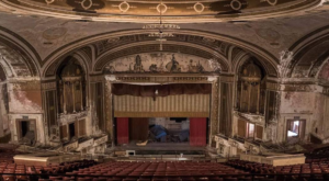 This Untouched Abandoned Opera House Is Full Of Treasures From The Past