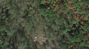 These Woods In North Carolina Are Hiding A Morbid Secret