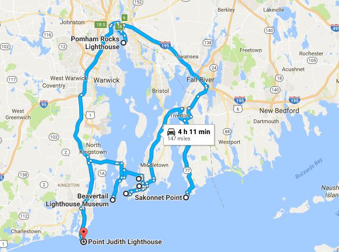 Great Road Narragansett Rhode Island
