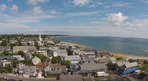 Someone Flew A Drone High Above Massachusetts And Captured The Most Breathtaking Footage