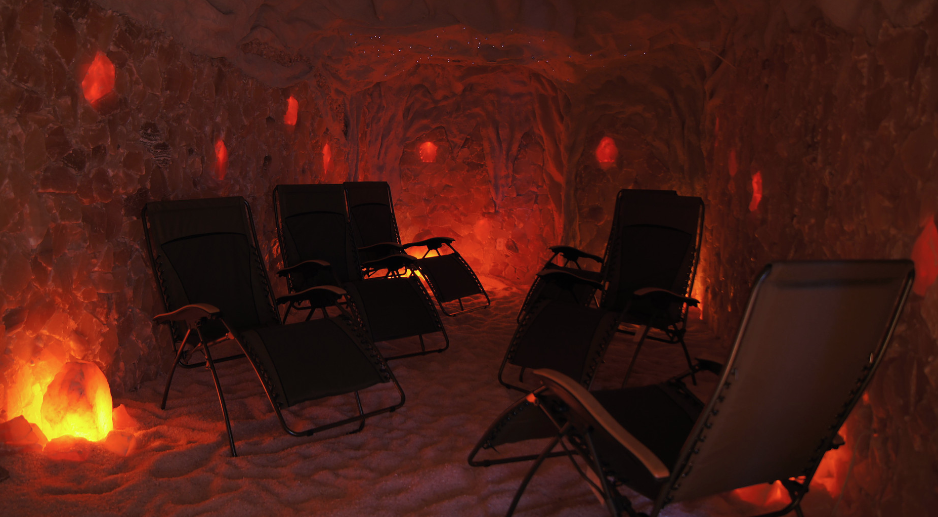 This Salt Cave In North Dakota Will Completely Relax You