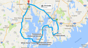 Take This Rhode Island Road Trip To See Some Of The Nation's Oldest Places