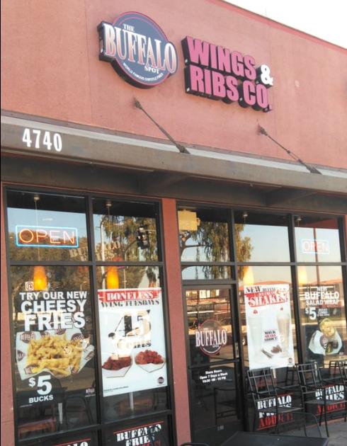 The Spot Cafe Yelp Long Beach