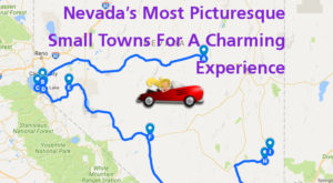 Take This Road Trip Through Nevada's Most Picturesque Small Towns For A Charming Experience