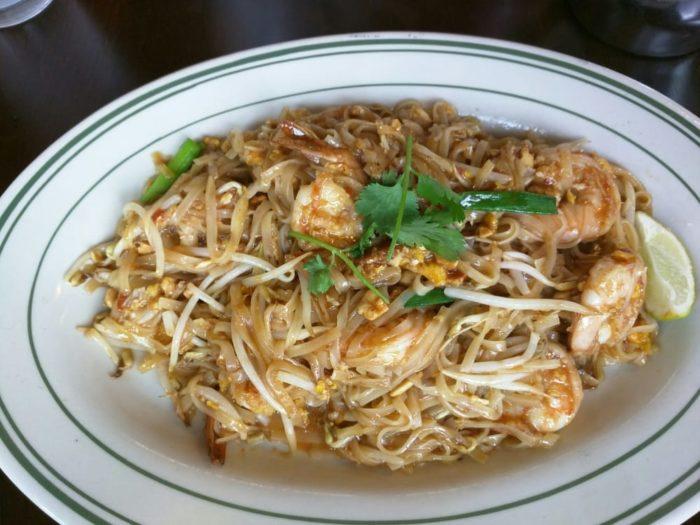 Thai Food On Vashon Island