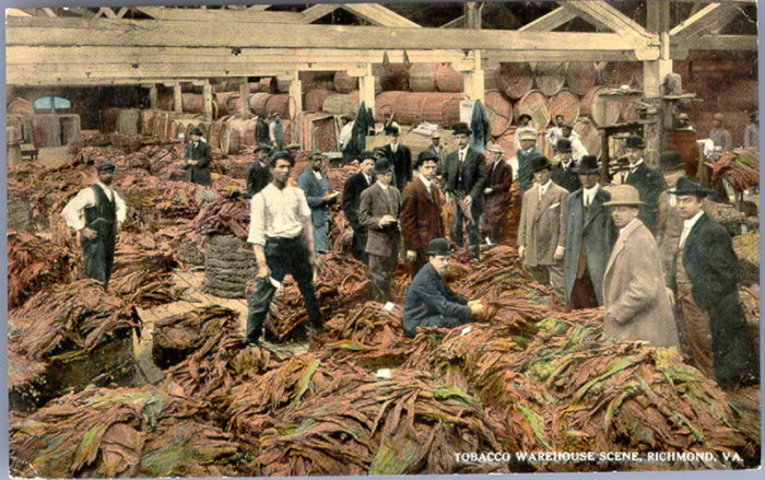 9 Vintage Photos Of The History Of The Tobacco Industry In