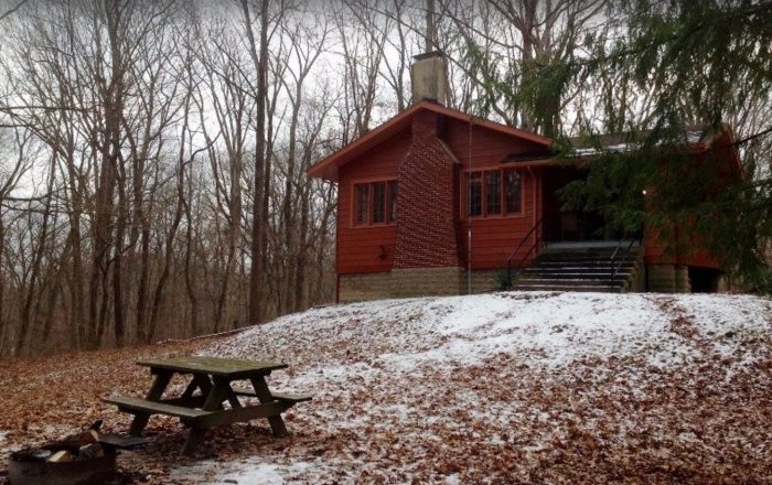 Brown County Inn >> The 7 Best Winter Retreats to Book this Season in Indiana