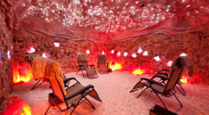 The Incredible Salt Cave In Ohio That Completely Relaxes You