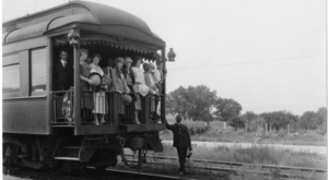 Here's What Life In Denver Looked Like In 1935