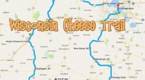 The Great Wisconsin Cheese Trail Is Everything You've Ever Dreamed Of And More