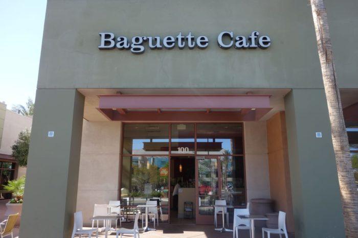 Baguette Cafe, Las Vegas