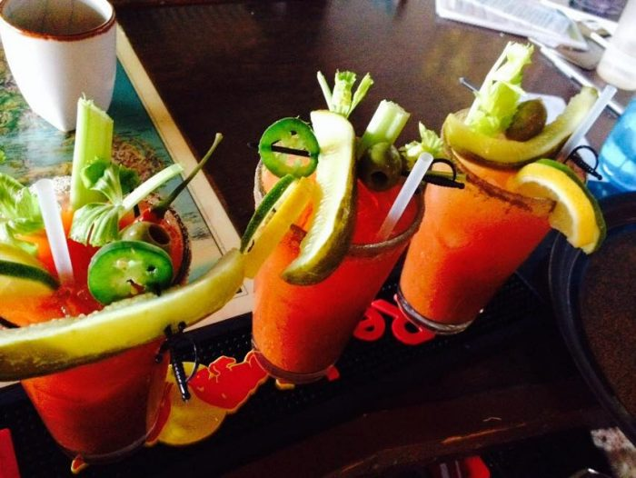 These 11 Restaurants Serve The Best Bloody Mary In Iowa