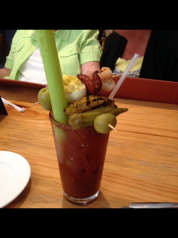 These 9 Restaurants In South Carolina Serve The Best Bloody Mary