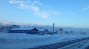 Here Are The 16 Coldest, Darkest Towns In Alaska