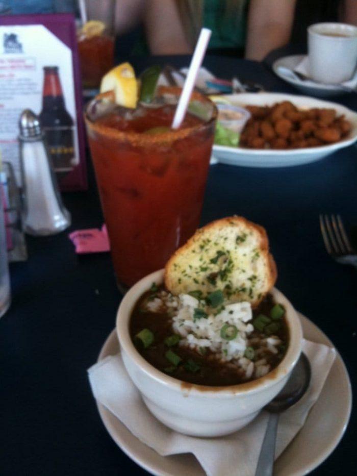 These Restaurants Serve The Best Bloody Mary In Louisiana Only - Top 8 cajun brunches in lafayette la