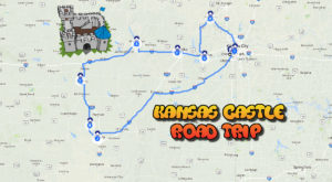 This Road Trip To Kansas's Most Majestic Castles Is Like Something From A Fairytale