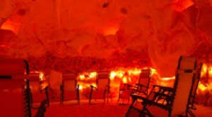 The Incredible Salt Cave In West Virginia That Completely Relaxes You