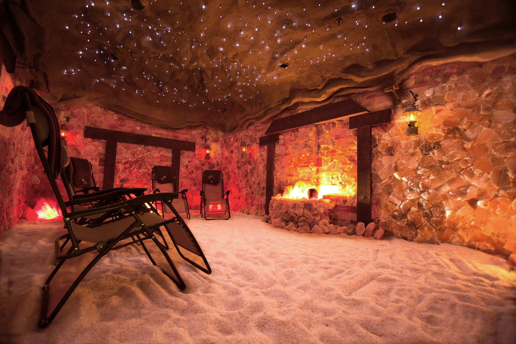 6 Incredibly Relaxing Salt Caves In New York You Need To Visit