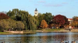 The Hidden Park That Will Make You Feel Like You've Discovered Washington DC's Best Kept Secret