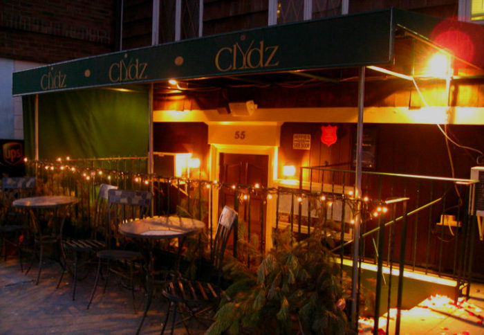 Clydz Is A Speakeasy Style Restaurant And Bar That S Actually Located Underground
