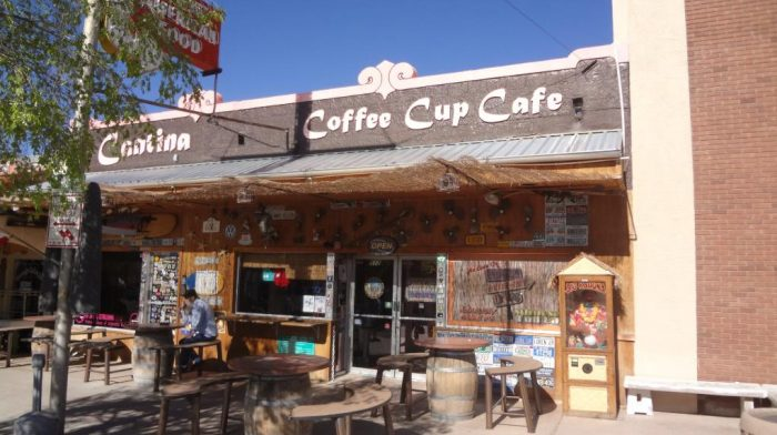 The Coffee Cup, Boulder City