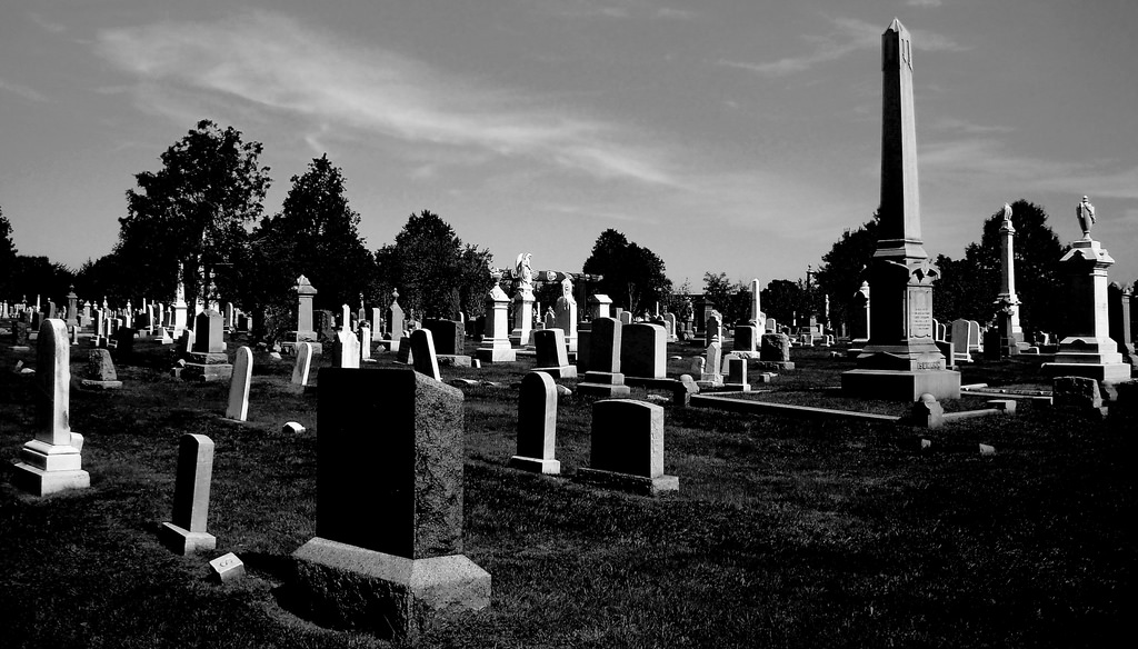 8 Most Haunted Cemeteries Near Washington Dc
