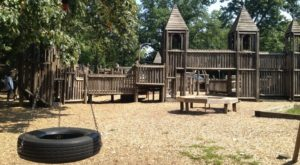 8 Amazing Playgrounds In Pittsburgh That Will Make You Feel Like A Kid Again
