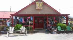 There's No Better Place Than This Small Town Vintage Shop In Rural Tennessee