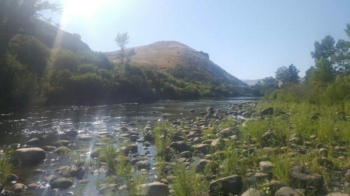 Dorostkar Park Nature Trail