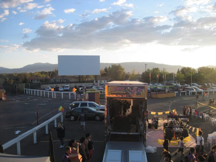 West Wind El Rancho Drive-In (Sparks)