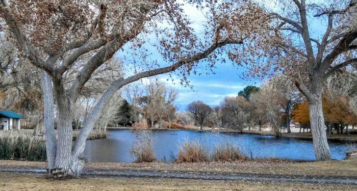 Floyd Lamb Park Tule Springs Park Trail, Centennial Hills (North Las Vegas)