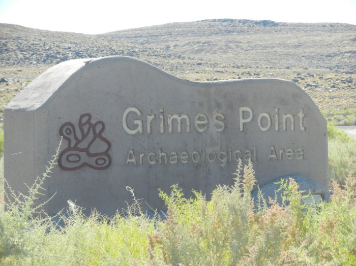 Grimes Point Archaeological Area