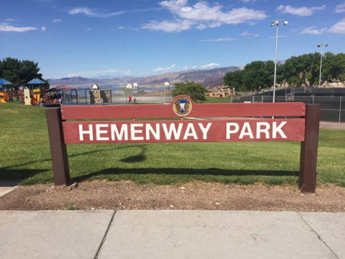 Hemenway Valley Park