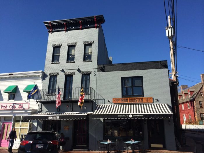 Downtown Annapolis Is Home To Many Delicious Eateries But It S Iron Rooster That Has Become Renowned For Its Unique Cuisine