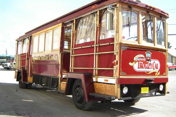 Ketchikan Trolley Tour