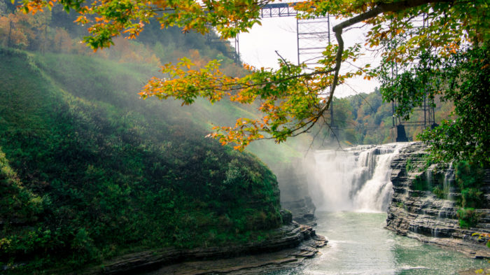 11 day trips to take from buffalo for Cabins near letchworth state park